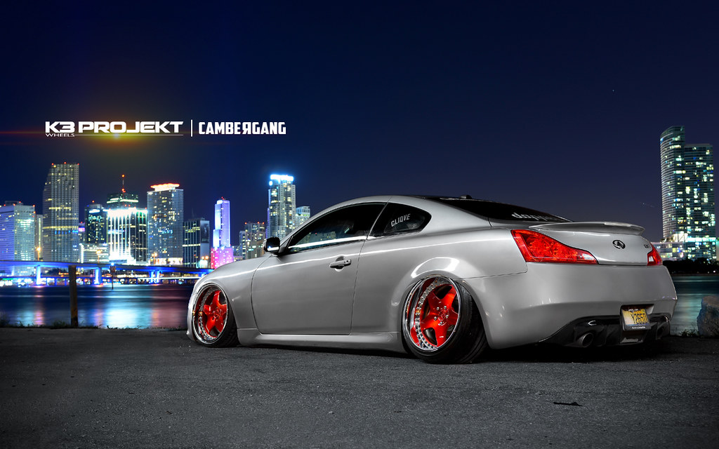 K3 Projekt Wheels | CAMBERGANG | Photoshoot ft. our IND-BM5