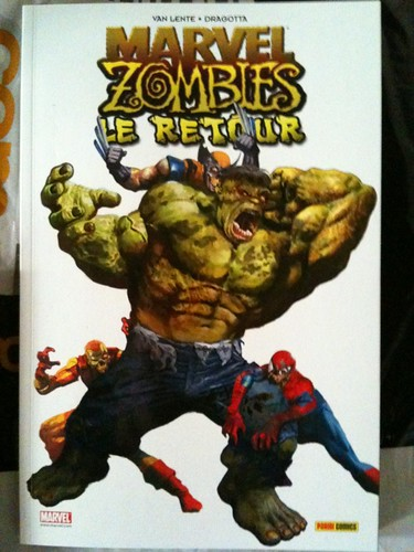 Marvel Zombies tome 6