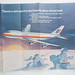 United Airlines Friendly Skies route map 1974-1 by jplphoto2