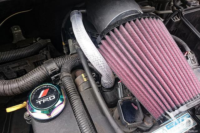 Toyota Aygo K&N 57i Kit PCV hose