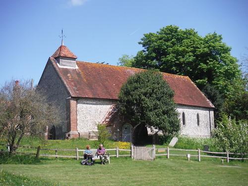 St. Peter's, East Marden