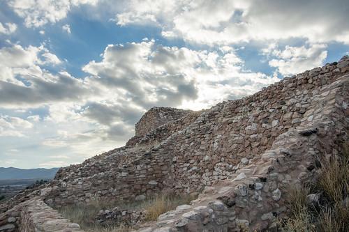 tuzigoot nationalmonument puebloruin clarkdale arizona verderiver