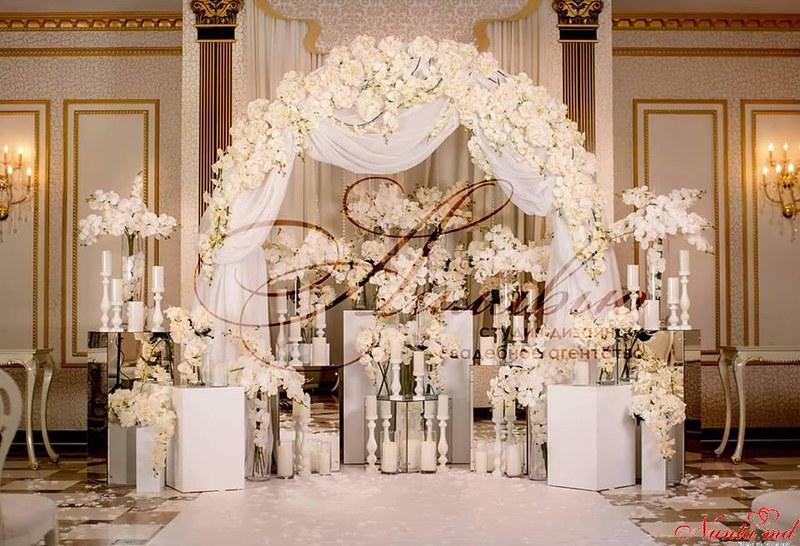 Свадебный Декор и Флористика от АЙЛАВЬЮ  > We love orchid weddings