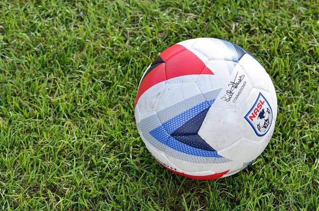 NASL Match Ball