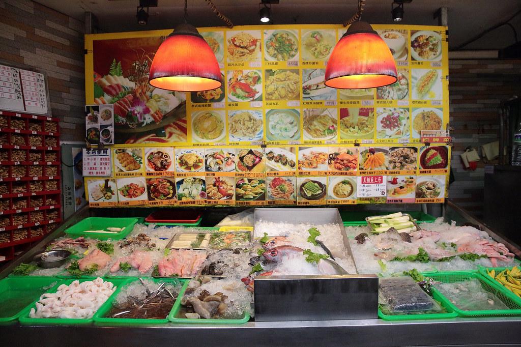 20160704中正-新東南海鮮餐廳 (2)