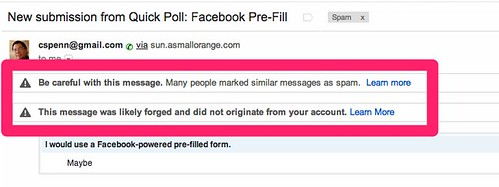 Gmail - New submission from Quick Poll: Facebook Pre-Fill - cspenn@gmail.com