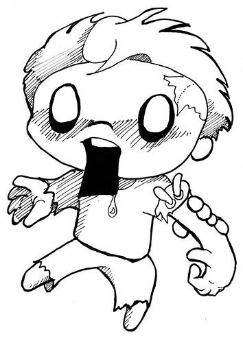 chibi Zombie