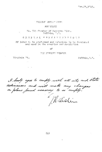 1915 Signature