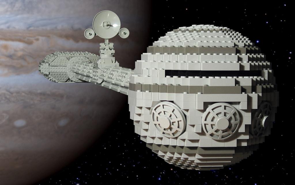 2001 LEGO