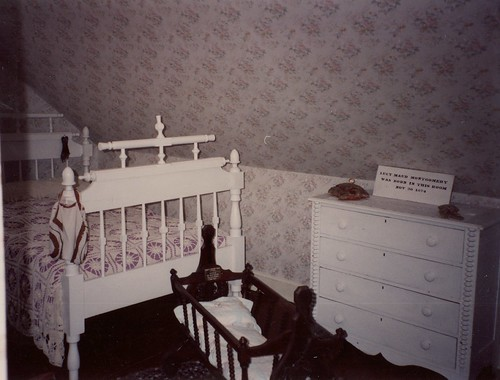 LMM birthplace bedroom 1994
