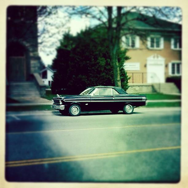 vintage on main street