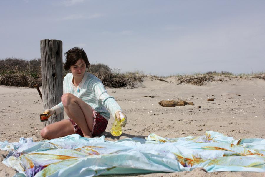 Beach Dye