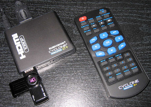 My SumVision Cyclone Micro 2+ HD Media Player
