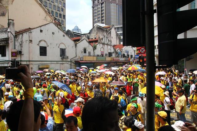My Experience At BERSIH 3.0 #bersihstory #bersih3 #bersih