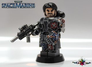 Veteran Sergeant Decanus - Space Marine