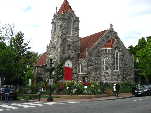 Lutheran church in Georgetown