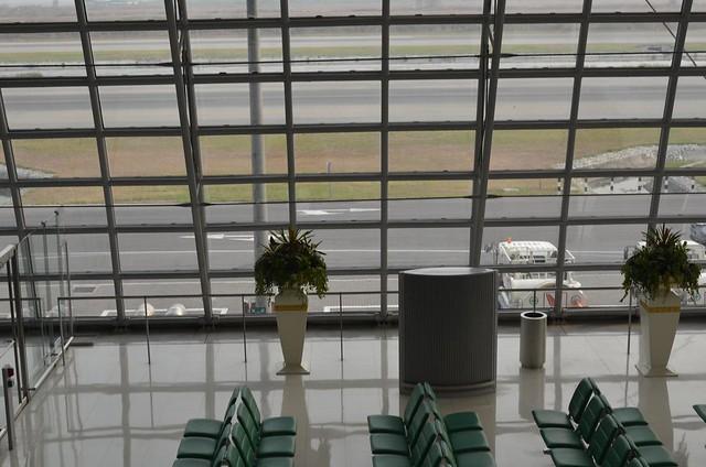 蘇凡納布機場 Suvarnabhumi Airport