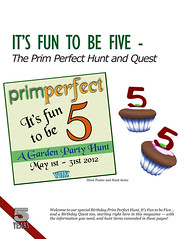 Prim Perfect: May 2012 - Birthday Hunt and Quest