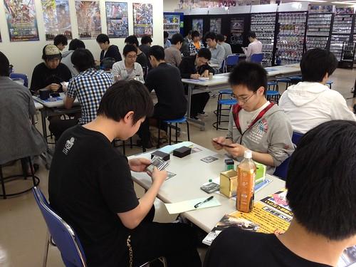 LMC Chiba Ekimae 409th : Hall 1
