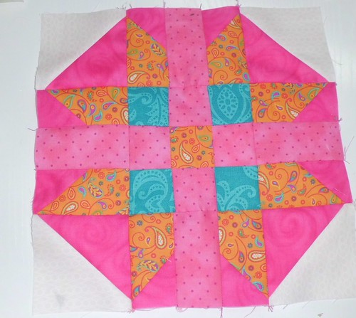 Summer Rose Block
