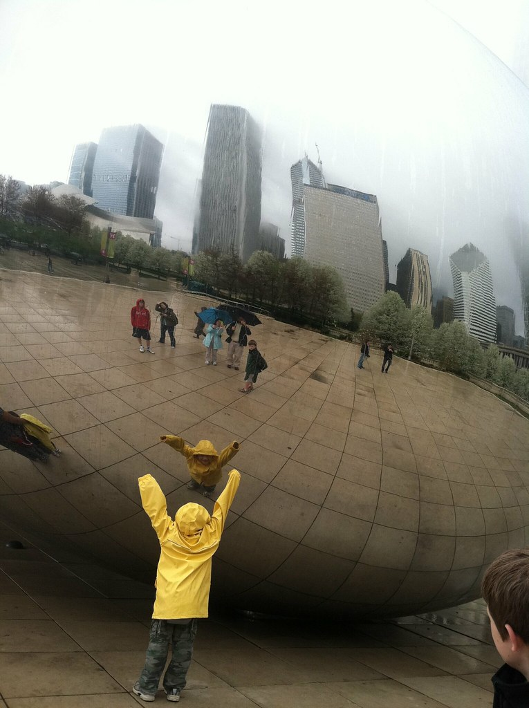 Becket said the Bean was awesome