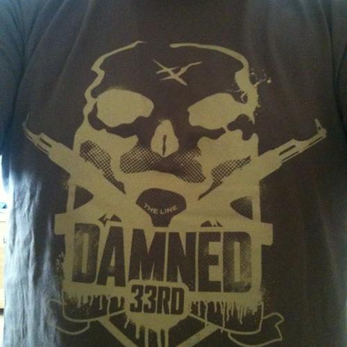 Spec ops t shirt #gsl2012