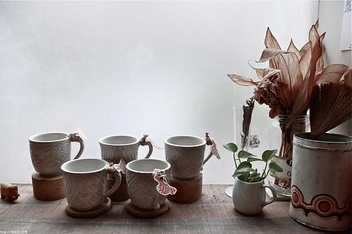 木抽屜咖啡