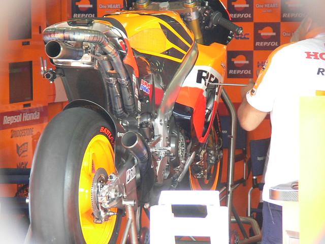 2011 RC212V #27 Casey・Stoner
