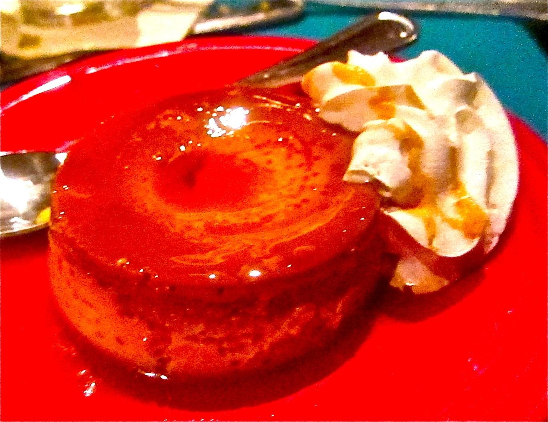 dessert flan