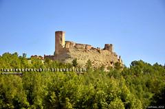 Castillo de Ayub, Calatayud (Zaragoza, España)