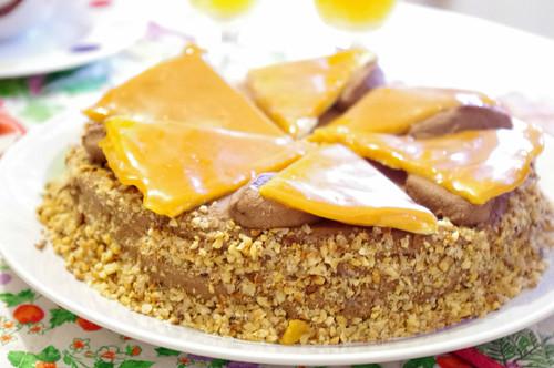 Torta Dobos