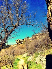 Inner Canyon Trail, Castlewood Canyon State Park