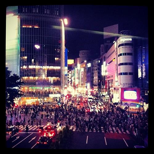Cruce #Shibuya #tokyo #japan