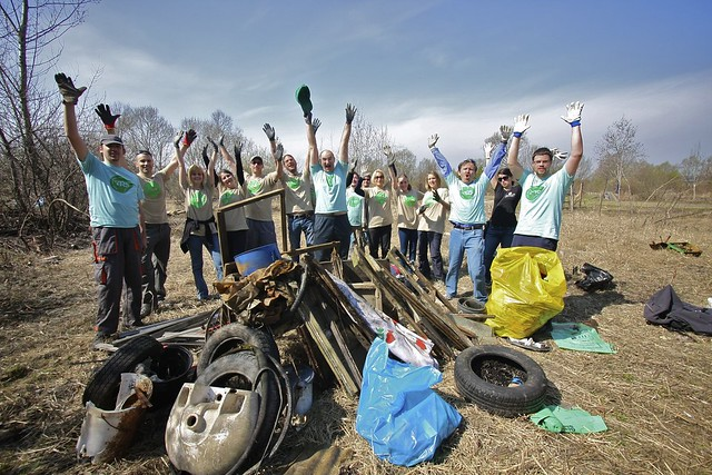 World Cleanup 2012 - Slovenia