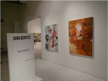 Incarnate - First solo exhibition in Singapore