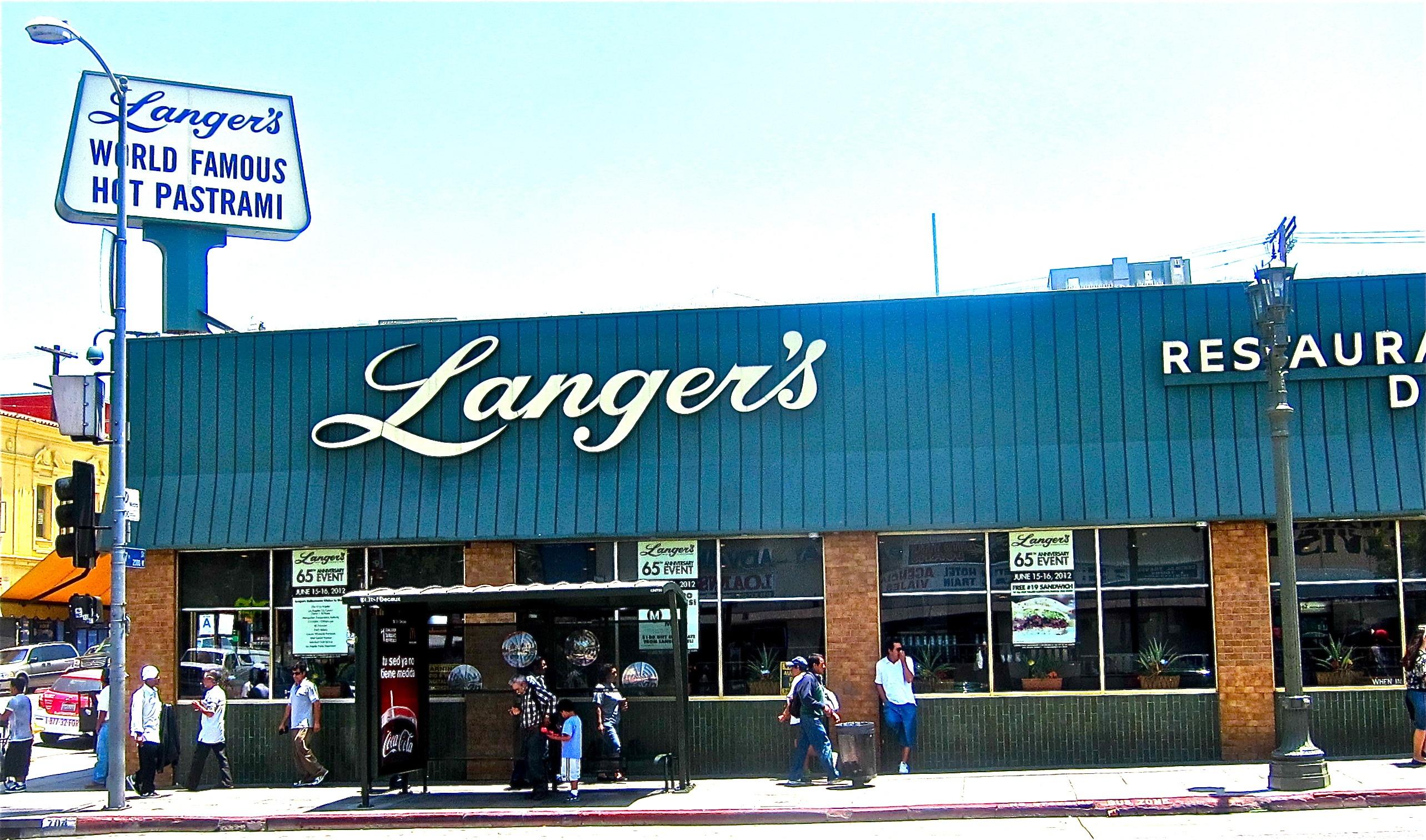 Langer's exterior