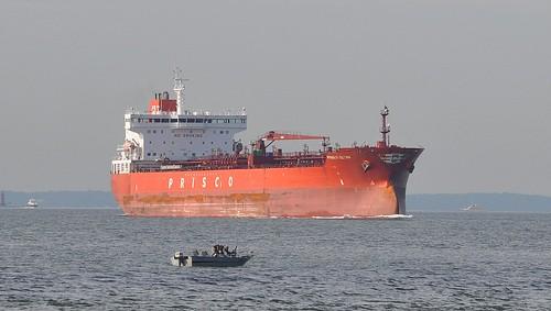 Tanker PRISCO ELENA