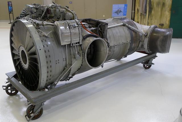 Rolls-Royce F402-RR-401 Pegasus turbofan
