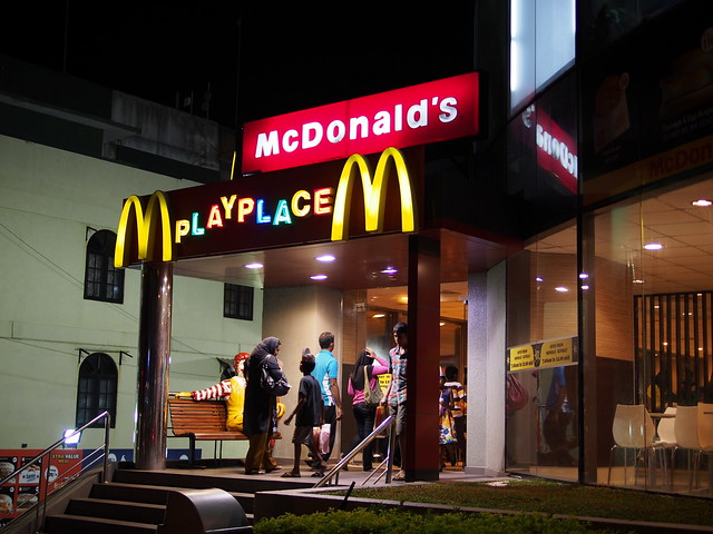 MacDonald's in Colombo