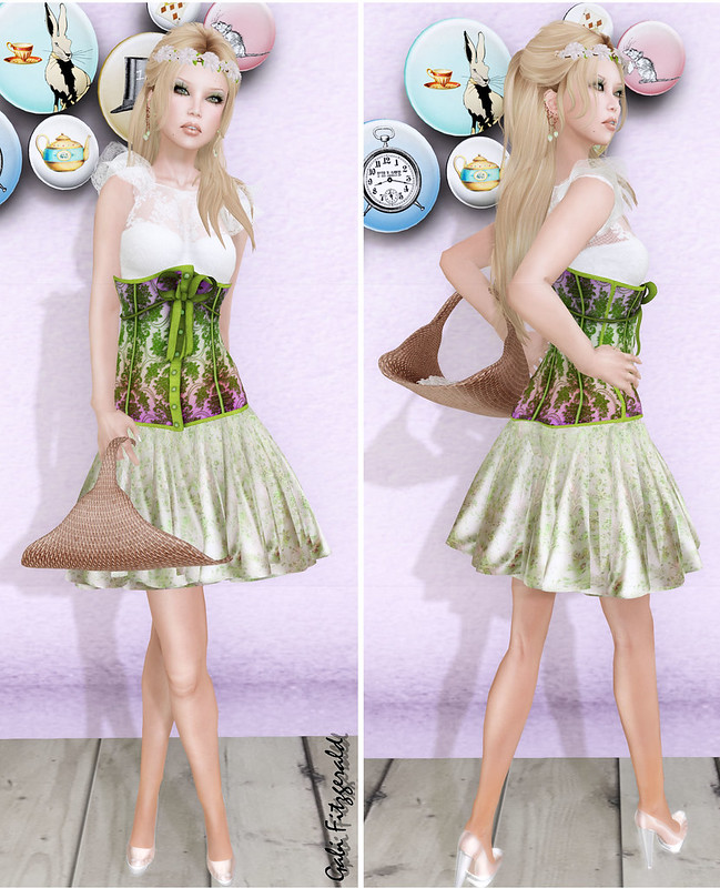 Fairy Tales in 2012 - Aura TokiD ISON LaGyo