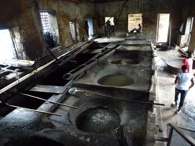 Rivers Rum distillery