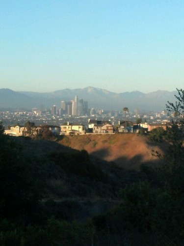 At Kenneth Hahn State Recreation Area