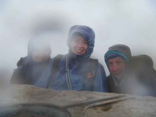 The Top of Ben Nevis
