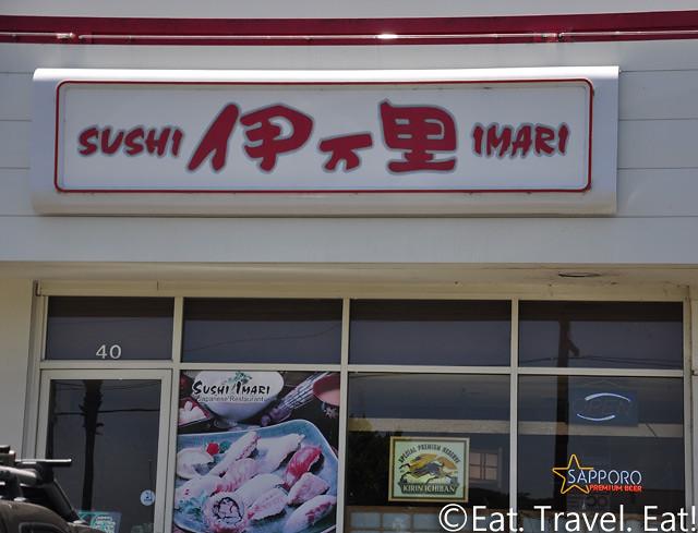 Sushi Imari- Costa Mesa, CA: Exterior