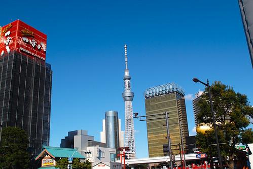 TOKYO SKY TREE by leicadaisuki
