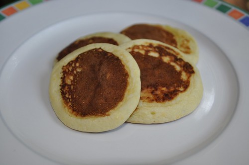 GF Corn Pancakes...