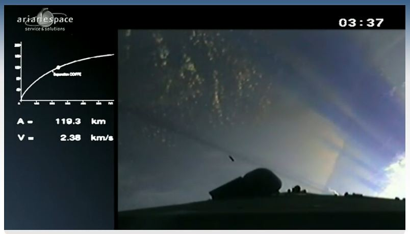 Lancement Ariane 5 ECA VA207 / MSG-3 + EchoStar XVII - 05 Juillet 2012 - Page 2 7510635708_277dd15c8b_b