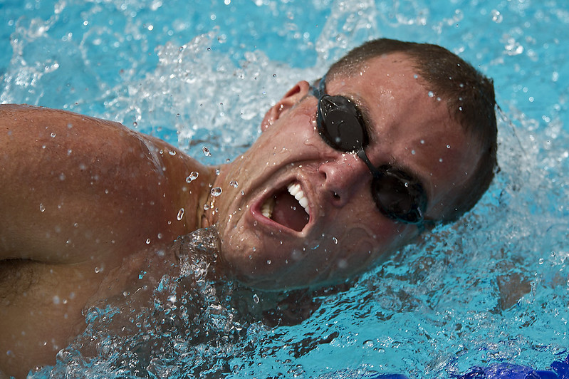 RIMPAC 2012 international swim meet [Image 8 of 13]