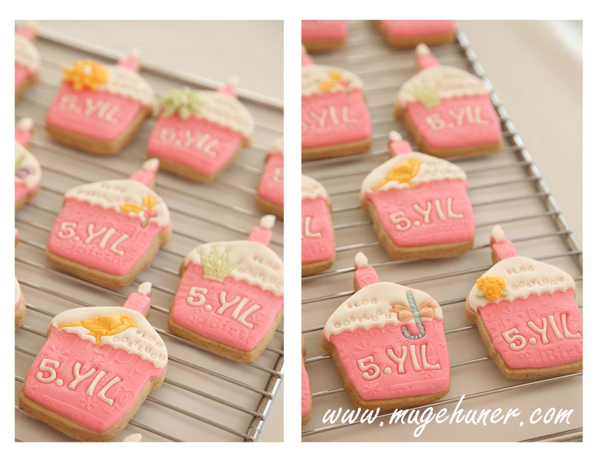 Cupcake Kurabiyeler-3