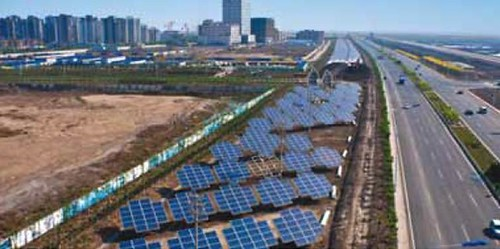 Tianjin Eco-City, China (courtesy of KPMG Infrastructure 100)